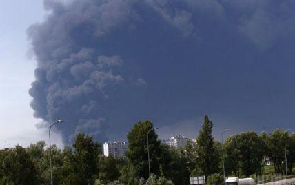 У Порошенко опровергают заявления о теракте на нефтебазе под Васильковом