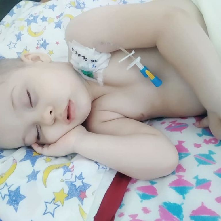 Негайної допомоги потребує 3-річний Тимофійко