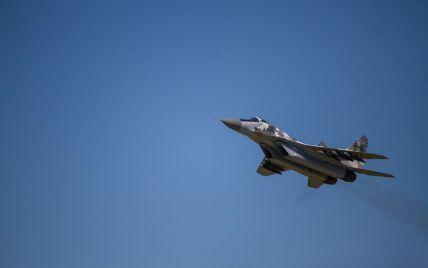 В России разбился истребитель МиГ-29, пилот погиб