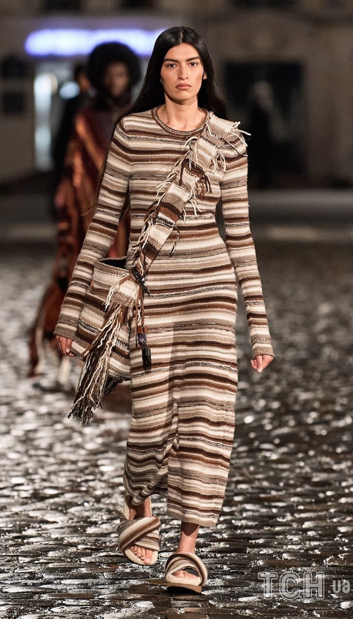 Колекція Chloe прет-а-порте сезону осінь-зима 2021-2022 / © East News
