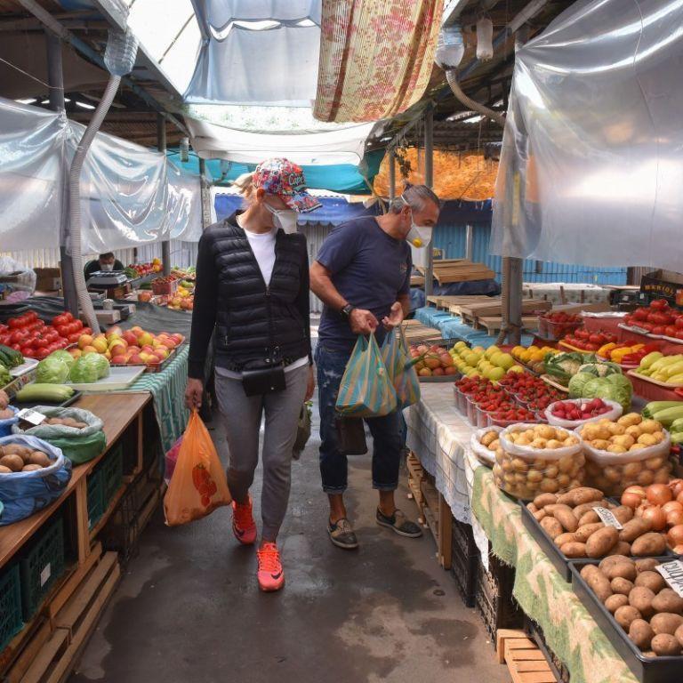 """В Україні здорожчали овочі """"борщового набору"""": яка ціна"""