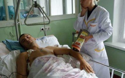 В течение проведения АТО днепропетровские медики спасли жизни почти 800 бойцам