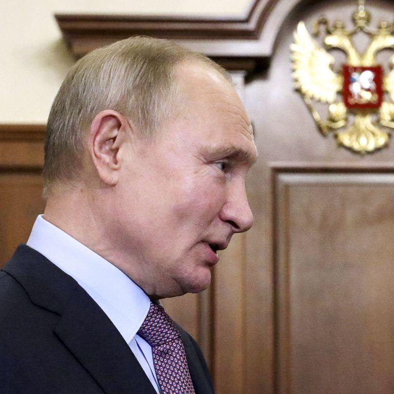 Путін призначив вибори до Держдуми
