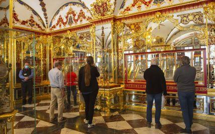 """""""Ограбление века"""" в Дрездене: в Германии нашли банду, которая вынесла из музея драгоценности на миллиард евро"""