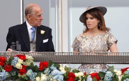 Принцесса Евгения рассказала о трогательной последней встрече с принцем Филиппом