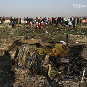 Іран надав звіт про збиття літака МАУ: Україна вимагатиме відновити розслідування катастрофи