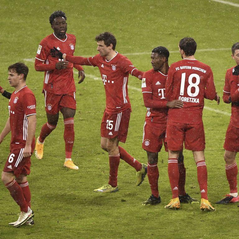 Бундеслига онлайн: результаты матчей 32-го тура Чемпионата Германии по футболу
