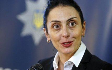 Деканоидзе назвала массовый протест экс-милиционеров ожидаемым и даже гордится этим