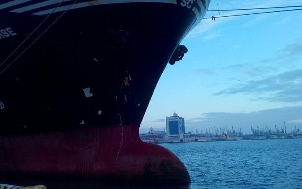 """Гуманітарка"" з Канади прибула в Одесу / © Atlantic Council"