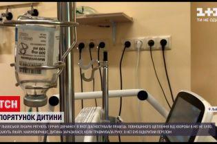 Новости Украины: львовские врачи спасают 7-летнюю девочку от столбняка