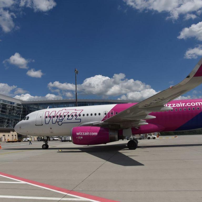 Wizz Air летом запустит с Львова 4 новых рейса
