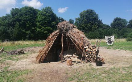 Во Львовской области воссоздали славянской дом X века: как он выглядит и можно ли там жить (фото)