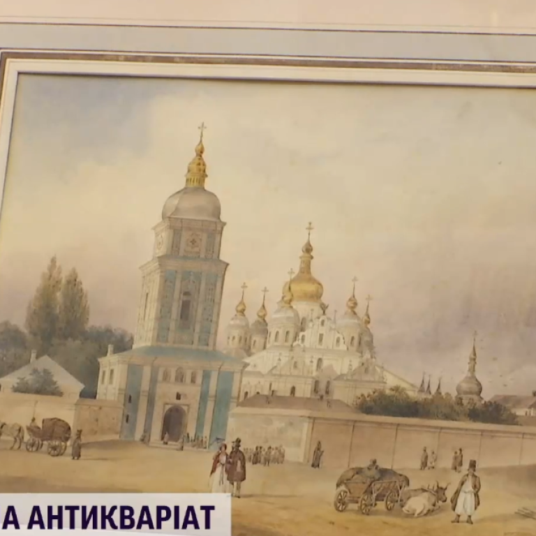 Художественный детектив: коллекционер утверждает, что купил на аукционе картину Шевченко