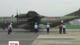 """Рятувальники знайшли хвіст індонезійського літака """"Air Asia"""""""