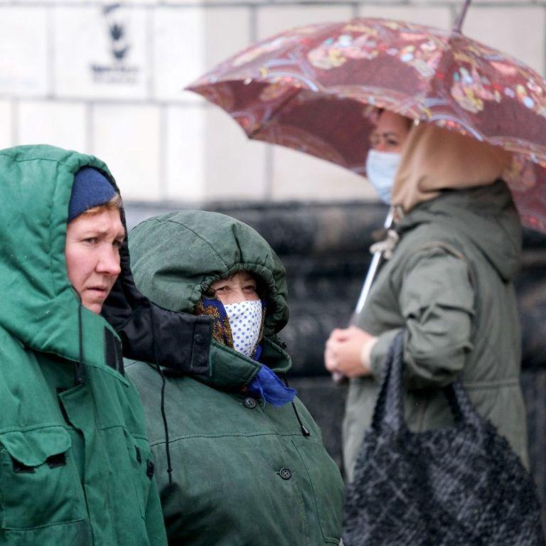 На Київ та область насувається сильний вітер і дощ: людей попередили про небезпечну погоду 6 травня