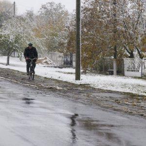 Останній день цієї осені буде з опадами: прогноз погоди в Україні на понеділок, 30 листопада