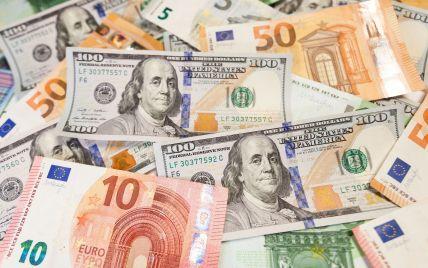 Курс доллара и евро на 10 сентября