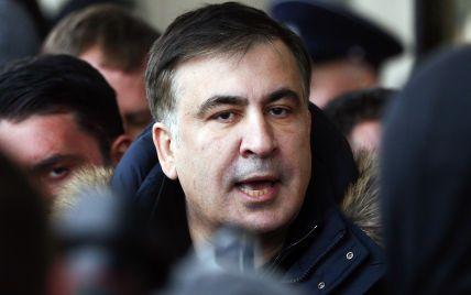 """""""Смог съесть только один хинкали"""": Саакашвили рассказал подробности о своем задержании"""