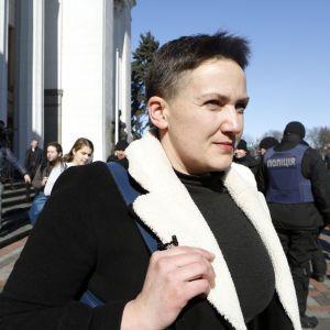 В Генпрокуратурі відреагували на звільнення з-під варти Савченко та Рубана