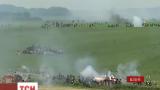 В Бельгии празднуют 200-летие Ватерлоо
