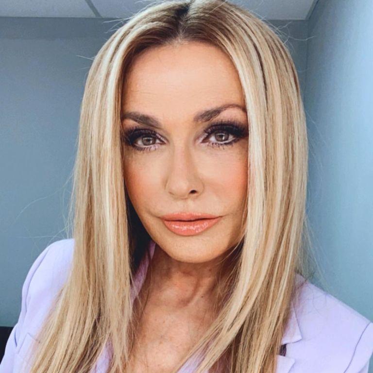 54-летняя Ольга Сумская вблизи показала лицо без макияжа