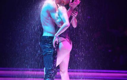 """""""Танці з зірками"""": Анна Ризатдинова исполнила эротический танец в откровенном наряде"""