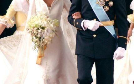 Как это было: вспоминаем свадьбу Летиции Ортис и принца Фелипе
