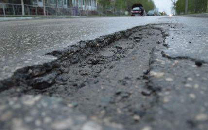 У Кличка озвучили приголомшливу статистику розбитих столичних доріг