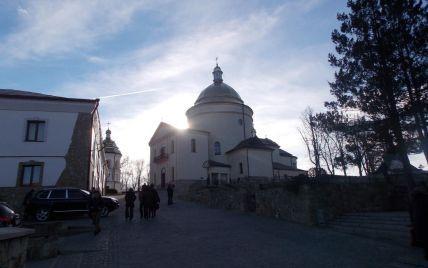 Гошівський монастир і хрести від пияцтва