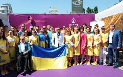 Какой должна быть форма украинских олимпийцев