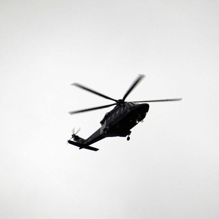 У Росії жителі селища прогнали вертоліт, який прилетів за пацієнтом з COVID-19