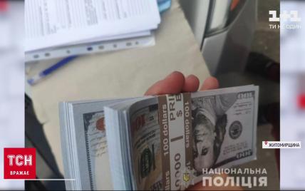 Підробки не можна відрізнити від справжніх купюр: у Житомирській області затримали фальшивомонетників