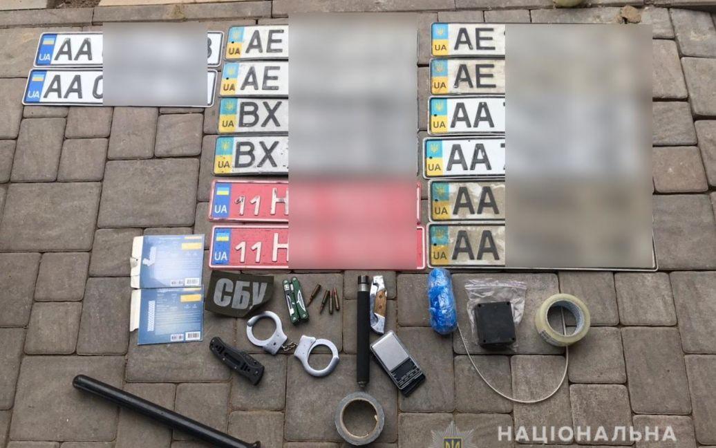 © Головне управління національної поліції Київської області