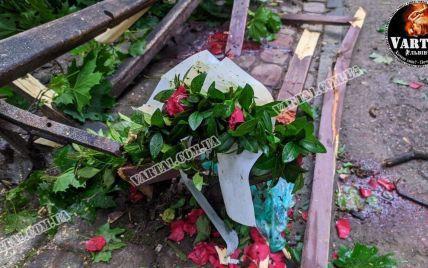 Шансов выжить не было: во Львове пара влюбленных погибла во время урагана (видео)