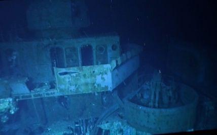 Исследователи добрались до самого глубокого в истории места кораблекрушения