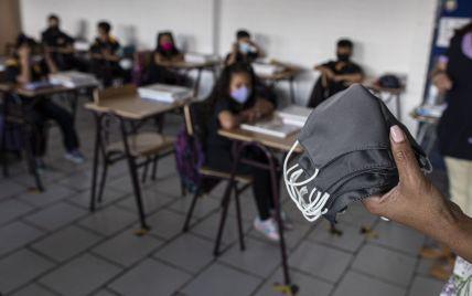 """У ВООЗ та ЮНІСЕФ закликають вводити в школах тестування на COVID-19 і не відправляти учнів на """"дистанційку"""""""