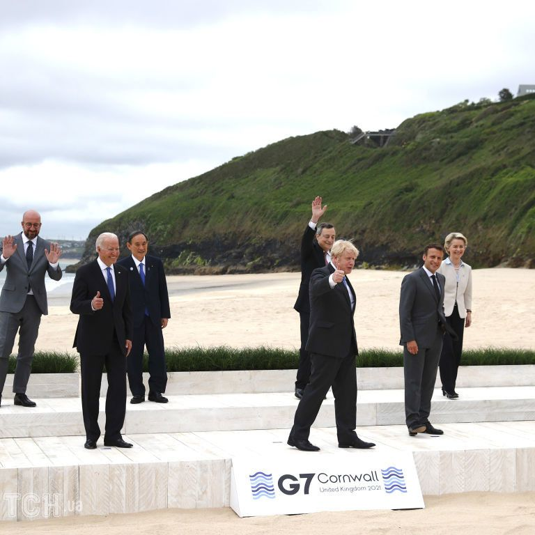 Происхождение коронавируса, действия России и мировой вакцинация: что обсудят лидеры G7 на очной встречи