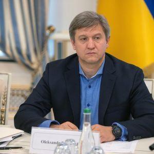 Данилюк заявив, що незабаром будуть вирішенні питання заборгованості гірникам і водопостачання на Донбасі