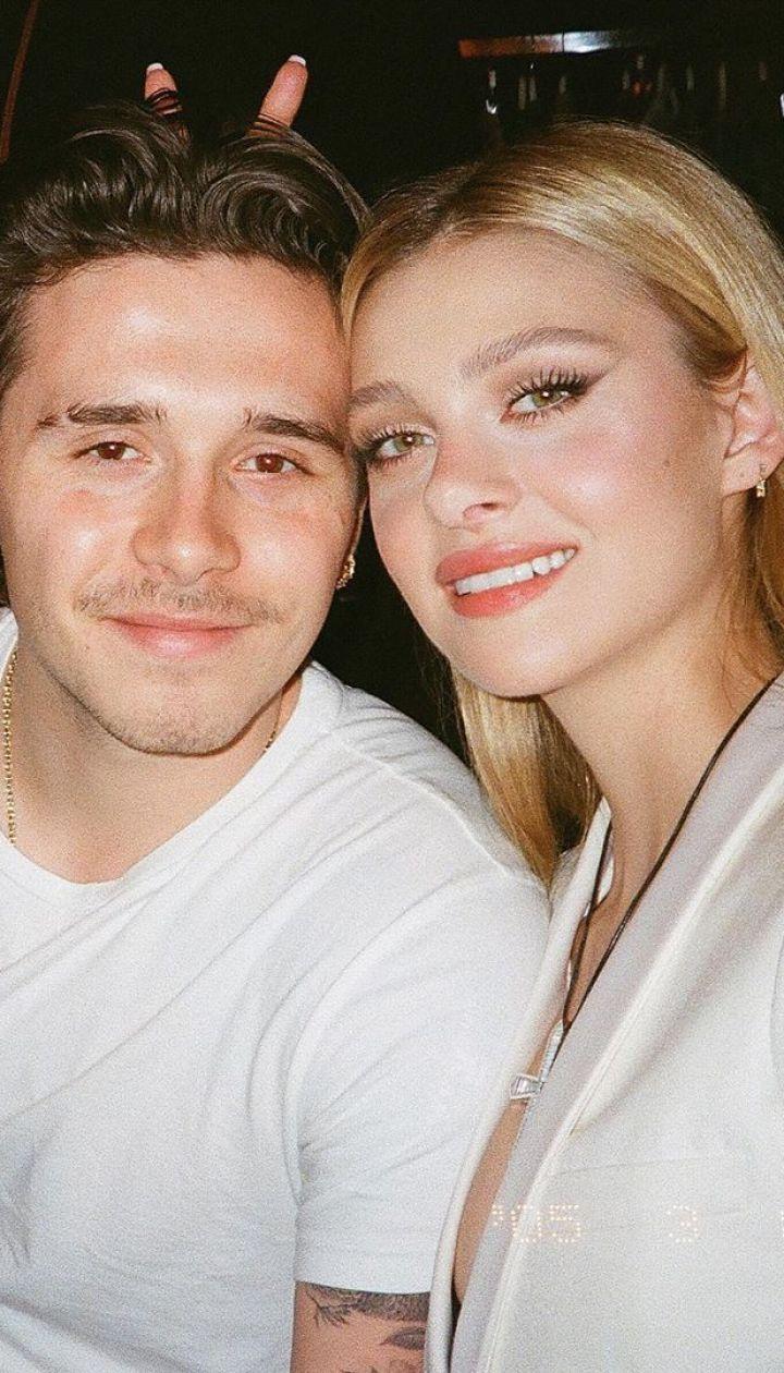 Нікола Пельтц і Бруклін Бекхем / © Instagram Ніколи Пельтц