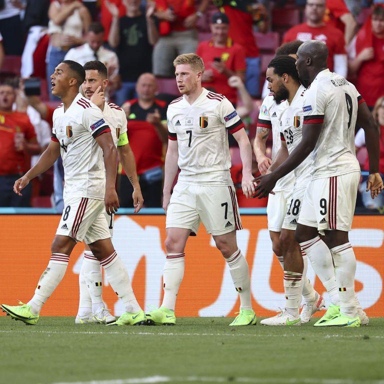 Євро-2020: Данія забила один з найшвидших голів в історії, але Де Брейне вивів бельгійців до плейоф