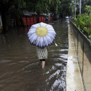 Греція потерпає від масштабних паводків: найбільше дісталося острові Крит