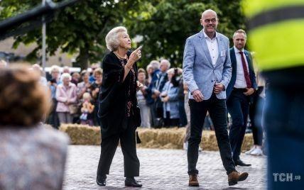 Бадьора і активна: 83-річна принцеса Беатрікс відвідала урочисту церемонію