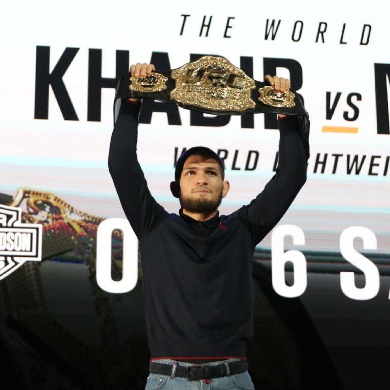 После 29-й победы: Хабиб объявил о завершении карьеры