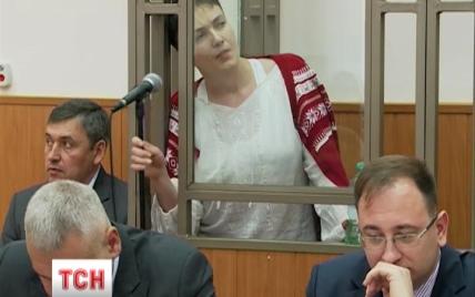 Савченко в судебном заседании разоблачила корреспондента НТВ во лжи