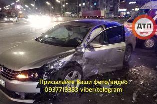 У Києві вночі трапилася серйознаДТП: є постраждалі