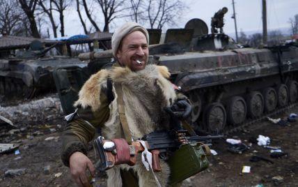Боевики обстреляли силы АТО более 80 раз из танков, пулеметов и гранатометов: восемь бойцов ранены