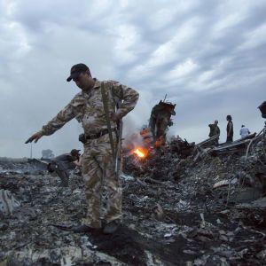СБУ оголосила підозри чотирьом причетним до збиття MH17 над Донбасом