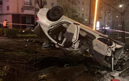 """Смертельное """"мажорное"""" ДТП в центре Киева: стали известны новые подробности о 26-летнем водителе Infinity"""