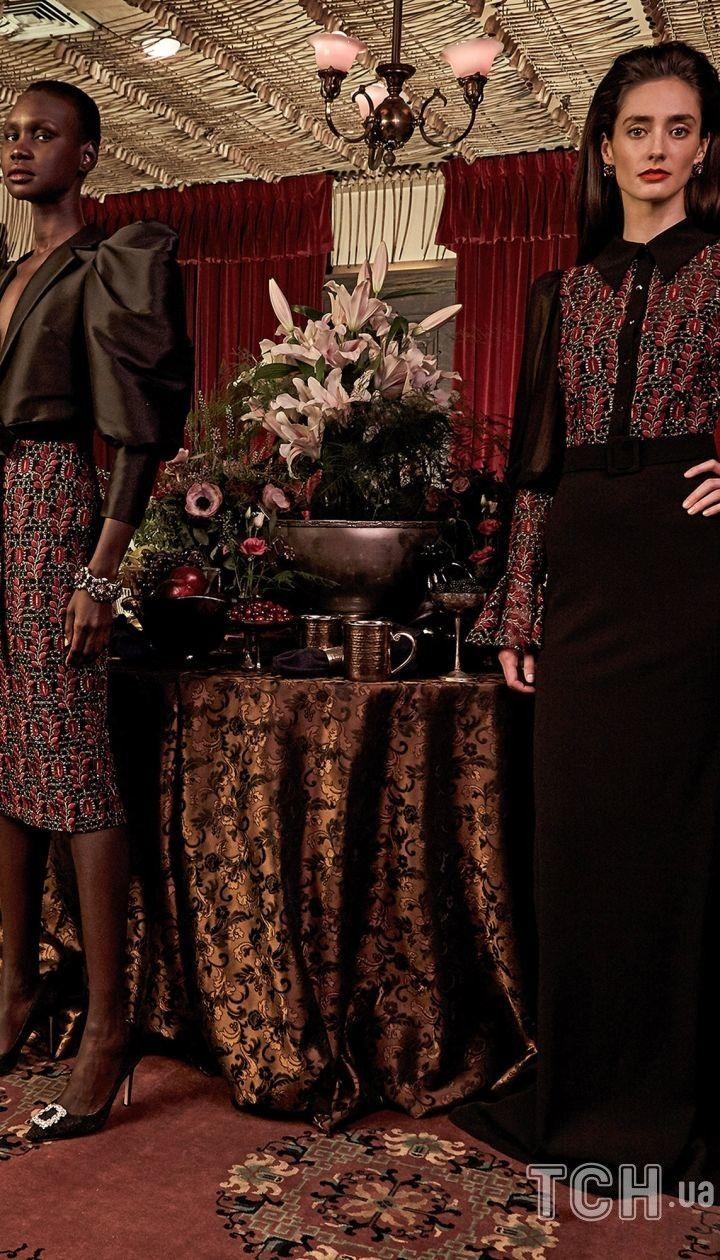 Колекція Badgley Mischka прет-а-порте сезону осінь-зима 2020-2021 / © East News