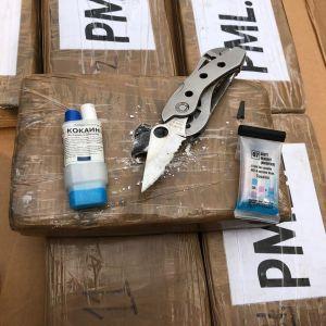 В порту Одеси знайшли партію кокаїну на 10 млн, сховану в бананах